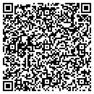 QR-код с контактной информацией организации ООО ДЕЛЬТА-ПРИНТ