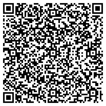 QR-код с контактной информацией организации TIGER POLYGRAPHY