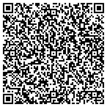 QR-код с контактной информацией организации УЛЫБКА, ДЕТСКИЙ САД