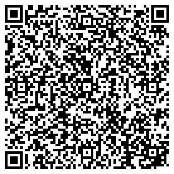 QR-код с контактной информацией организации ПАРИЖ