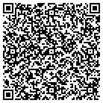 QR-код с контактной информацией организации РУБИН, НПП, ГП