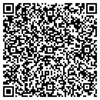 QR-код с контактной информацией организации ООО БЛИК