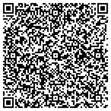 QR-код с контактной информацией организации ТРИГОН, ЛИНГВИСТИЧЕСКИЙ ЦЕНТР, ЧП