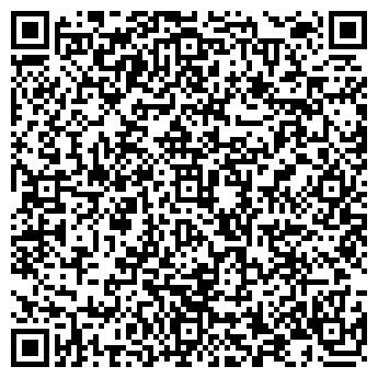 QR-код с контактной информацией организации ХАРЬКОВ, РЕДАКЦИЯ ЖУРНАЛА