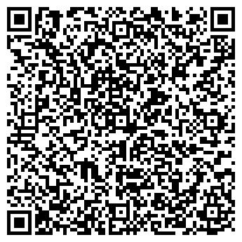 QR-код с контактной информацией организации ИП Магазин спорттоваров