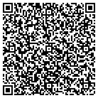 QR-код с контактной информацией организации ВИЗУАЛ БЮРО, ООО