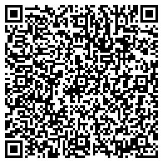 QR-код с контактной информацией организации ЛАК ЧФ