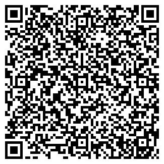 QR-код с контактной информацией организации ИНЮРПОЛИС
