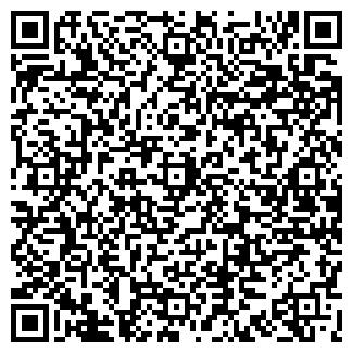 QR-код с контактной информацией организации ООО ГЛОБУС