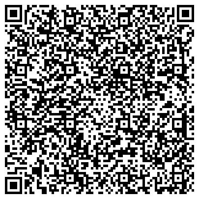 """QR-код с контактной информацией организации МБВУ Спортивно-оздоровительный центр """"Спутник"""""""