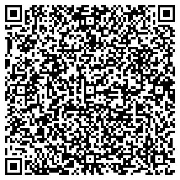 QR-код с контактной информацией организации АНО Школа «Колибри»