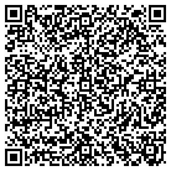 QR-код с контактной информацией организации ФОМИН Г.В., СПД ФЛ