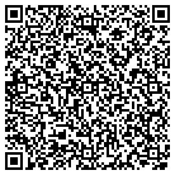 QR-код с контактной информацией организации ИМЯ, ПР-АГЕНТСТВО, КП