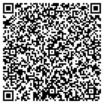QR-код с контактной информацией организации ДЕТСКИЙ САД № 55