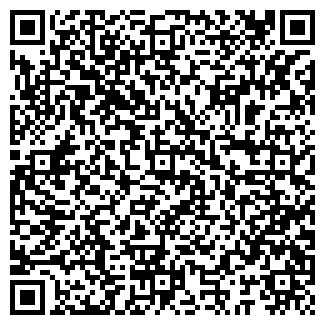 QR-код с контактной информацией организации Народные окна