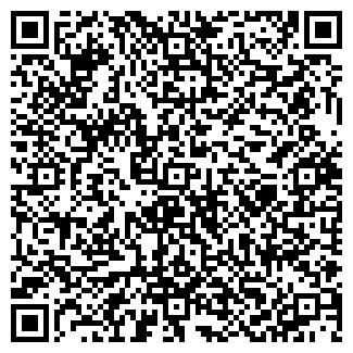 QR-код с контактной информацией организации HONDA
