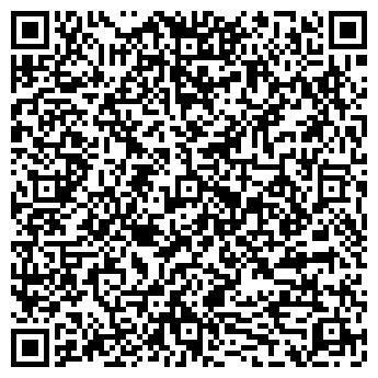 QR-код с контактной информацией организации Рыбный мир
