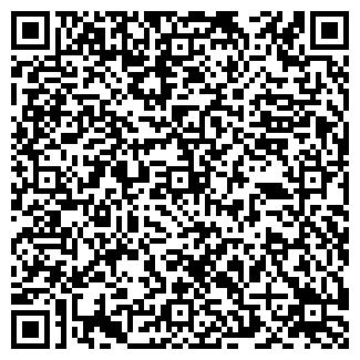 QR-код с контактной информацией организации ООО АРЕАЛ