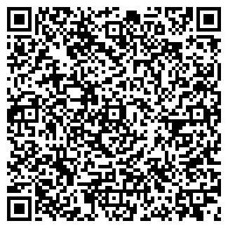 QR-код с контактной информацией организации ООО ИНДАСТРИ