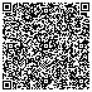 QR-код с контактной информацией организации Электроклуб