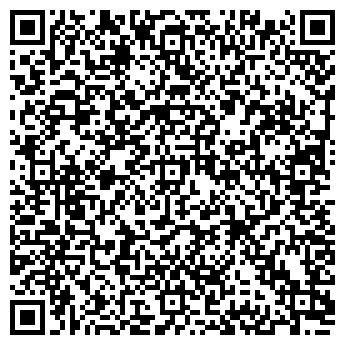 QR-код с контактной информацией организации СААБ-СЕРВИС