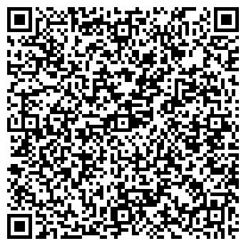 QR-код с контактной информацией организации АЛЕФМЕДЦЕНТР