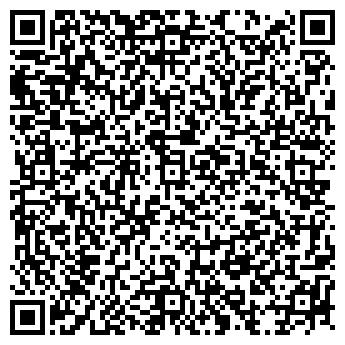 QR-код с контактной информацией организации Новый Эдем