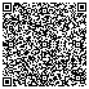 QR-код с контактной информацией организации ПРАГА, ОПТОВАЯ СЕТЬ