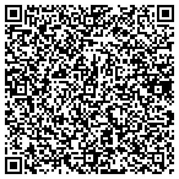 QR-код с контактной информацией организации ООО Абас-плюс