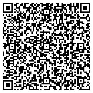 """QR-код с контактной информацией организации """"Небо"""""""