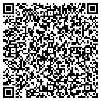 QR-код с контактной информацией организации ЗАО МЕРИДИАН, ЗАО