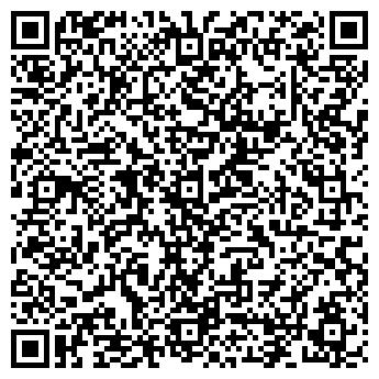 QR-код с контактной информацией организации Комбинат питания