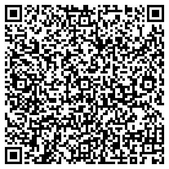 QR-код с контактной информацией организации ШКОЛА № 1286