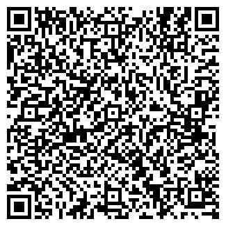 QR-код с контактной информацией организации ООО ИНМАЙСТЕРС