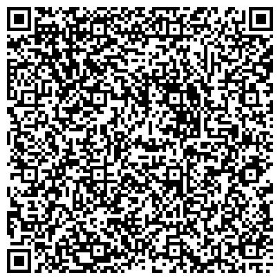 QR-код с контактной информацией организации ТУШИНСКАЯ АВТОШКОЛА РОСТО, автошкола в Северном Тушино