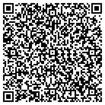 QR-код с контактной информацией организации КРЕДО ЛТД, ООО