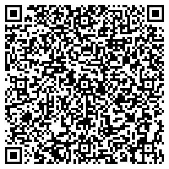 QR-код с контактной информацией организации КУХНИСТРОЙ