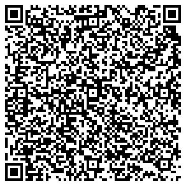 QR-код с контактной информацией организации КЛИМАТ ИНВЕСТ