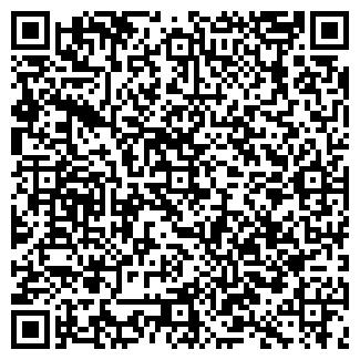 QR-код с контактной информацией организации РОСМИРСТРОЙ