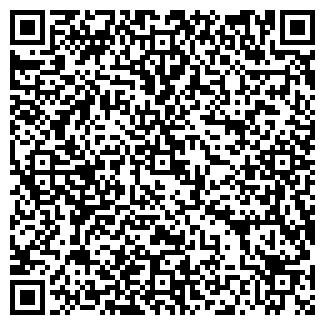 QR-код с контактной информацией организации МОДНЫЙ БУКЕТ