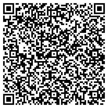 QR-код с контактной информацией организации АТЛАНТКОНСАЛТ ИП
