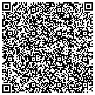 QR-код с контактной информацией организации Орловская лаборатория судебной экспертизы Министерства юстиции РФ