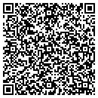 QR-код с контактной информацией организации ЛАНС, ООО