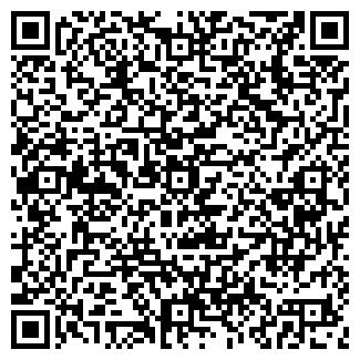 QR-код с контактной информацией организации ХЛАДОПРОМ, ЗАО