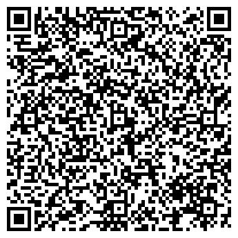 QR-код с контактной информацией организации САНТАНА, АРОМАЦЕНТР, ЧФ