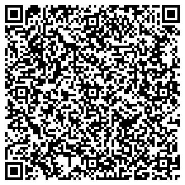 QR-код с контактной информацией организации Детская библиотека им. А.М. Горького