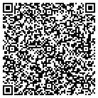 QR-код с контактной информацией организации Библиотека №121