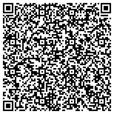 QR-код с контактной информацией организации Библиотека-культурный центр им. М.А. Волошина