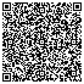 QR-код с контактной информацией организации ТРИНИТИ ТРЕЙД