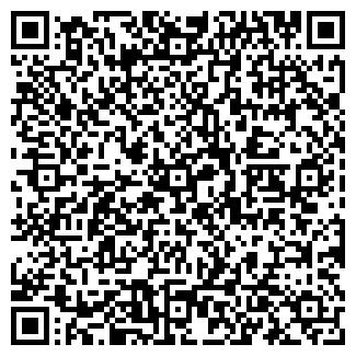 QR-код с контактной информацией организации ТЕХБУД-Х, ООО